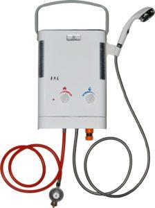 durchlauferhitzer gas mobil