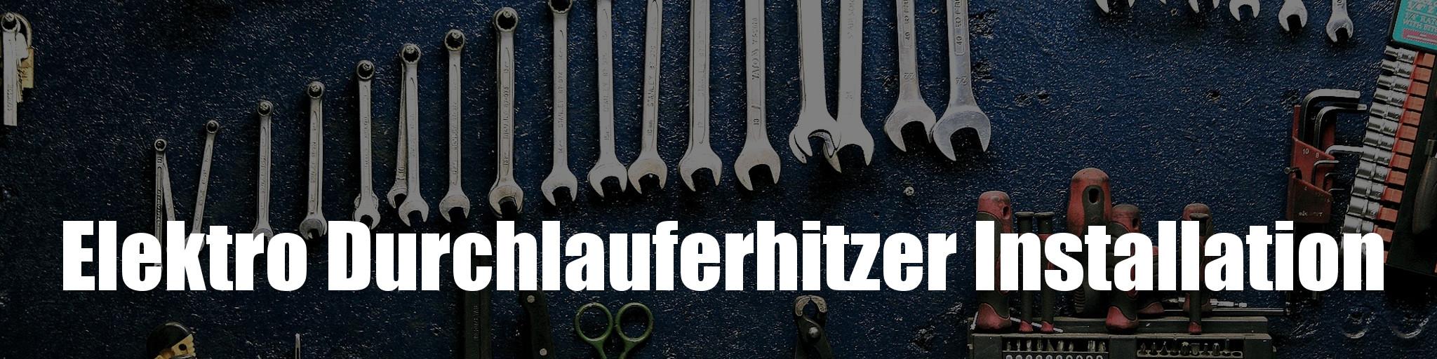 Installation - profi-durchlauferhitzer.deprofi-durchlauferhitzer.de